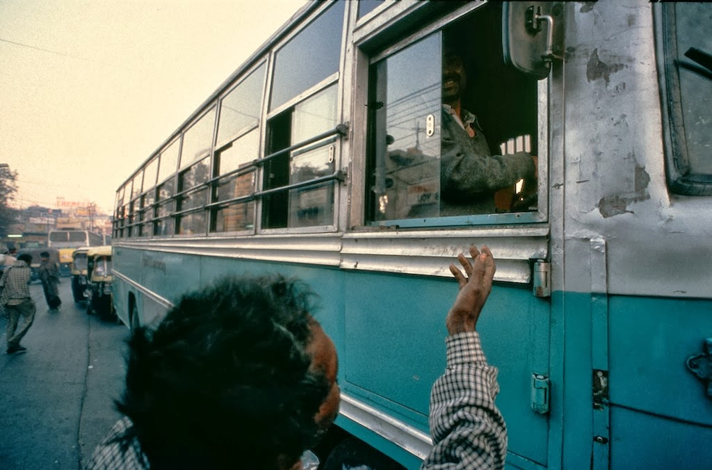 Resan i Indien till tigerland @Tomas Håvik